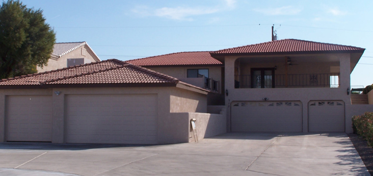 custom home plans lake havasu